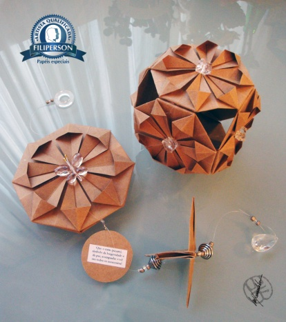 kusudama diamond fili